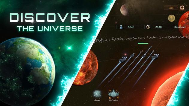 Stellaris: Galaxy Command, Sci-Fi, space strategy poster