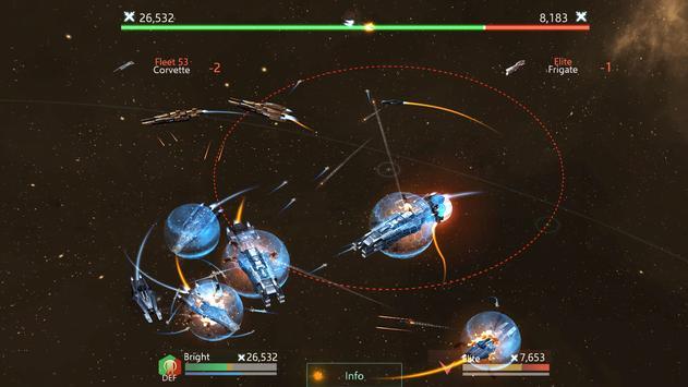 Stellaris: Galaxy Command, Sci-Fi, space strategy screenshot 7