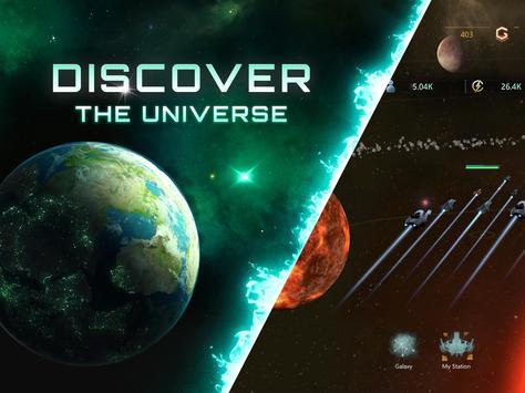 Stellaris: Galaxy Command, Sci-Fi, space strategy screenshot 8