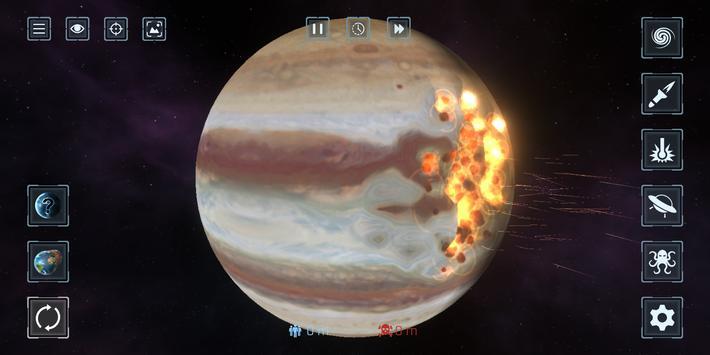 Solar Smash captura de pantalla 1