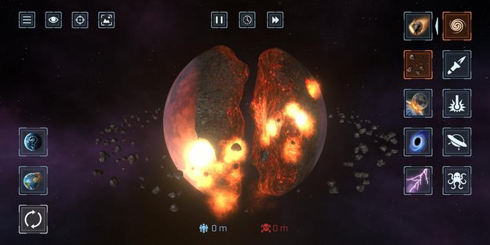 Solar Smash captura de pantalla 2