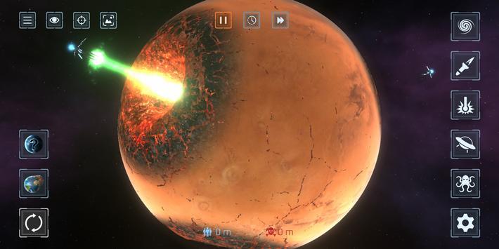 Solar Smash captura de pantalla 4