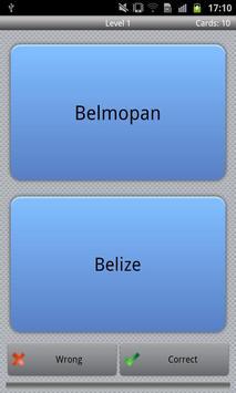 Flash Card Quiz screenshot 3