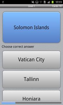 Flash Card Quiz screenshot 4