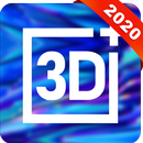 3D Live wallpaper - 4K&HD, 2020 best 3D wallpaper APK