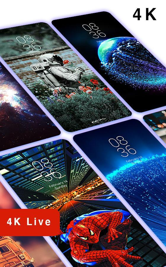 3d Live Wallpaper 4khd 2020 Best 3d Wallpaper For