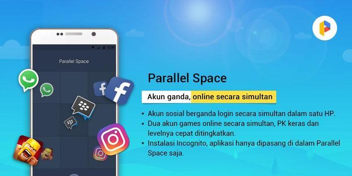 Parallel Space Lite screenshot 4