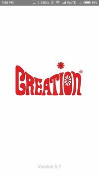 Creation screenshot 1