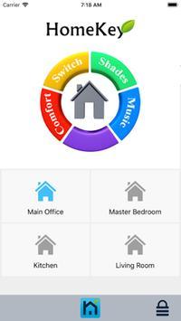 HomeKey automation screenshot 1