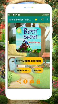 Best moral stories top stories the english story poster