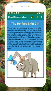Best moral stories top stories the english story screenshot 14