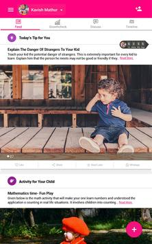 Parenting tips, babycare, baby tips & baby health screenshot 7
