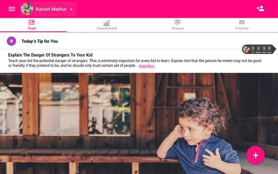 Parenting tips, babycare, baby tips & baby health screenshot 8