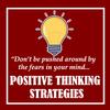 Positive Thinking Strategies ícone