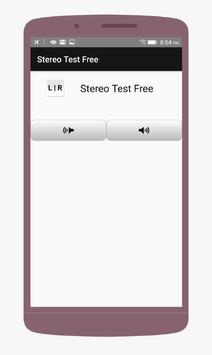 Stereo Test Free 截图 2
