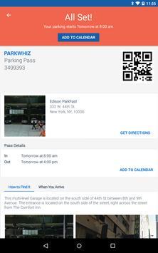 ParkWhiz captura de pantalla 6