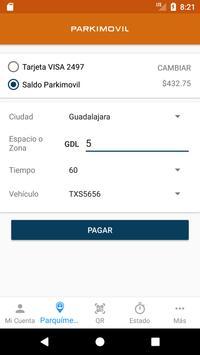 Parkimovil screenshot 3