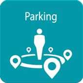 Nearby Near Me Parking icon