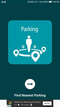 Nearby Near Me Parking screenshot 1