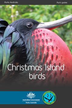Christmas Island Birds poster