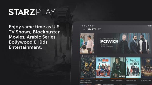 ستارزبلاي STARZPLAY screenshot 6