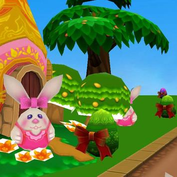 Easter Egg Hunt 3D poster