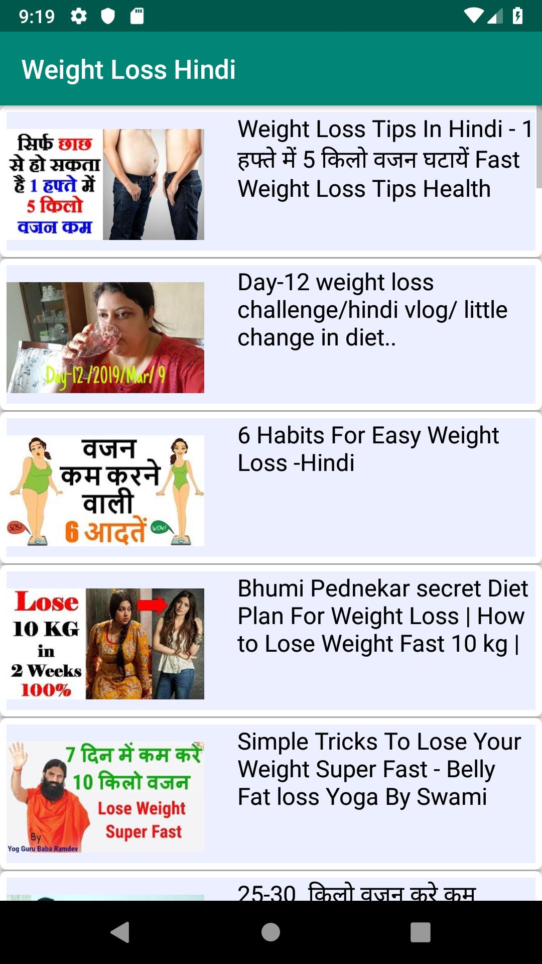 diet plan for belly fat loss in hindi