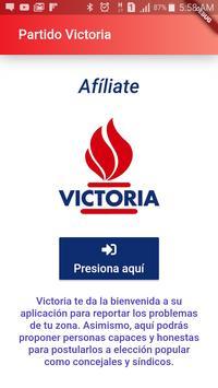 Partido Victoria poster