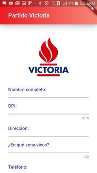 Partido Victoria screenshot 1