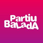 Partiu Balada icon