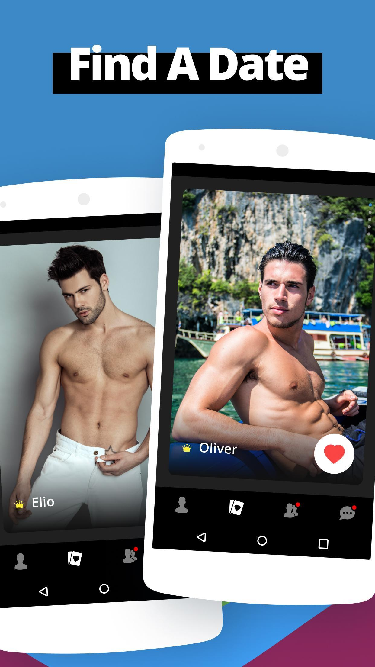 Download Cerca Gay Chat dating apk for Android
