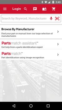PartsTown screenshot 1
