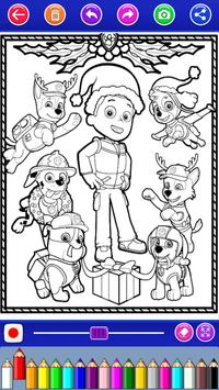 paw puppy coloring patrol game for Android APK Download