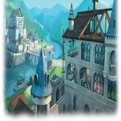 Between Two Castles Score Card icon