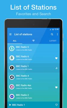 """Internet radio """"Listen FM"""" screenshot 9"""