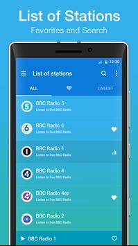 """Internet radio """"Listen FM"""" screenshot 1"""
