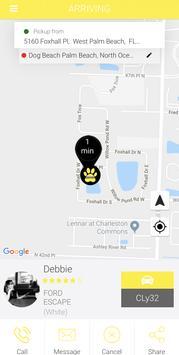 Pet Taxi App screenshot 5