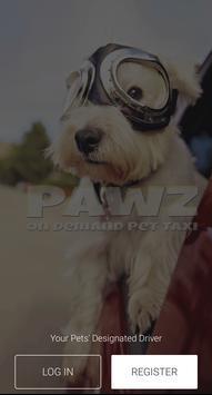 Pet Taxi App screenshot 8