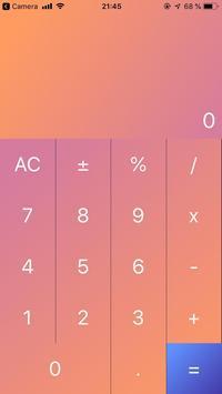 German Calculator poster