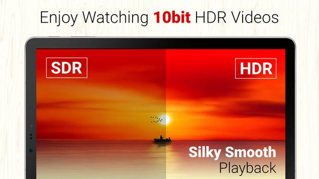 All Format 4K Video Player Cast to TV CnX Player スクリーンショット 12