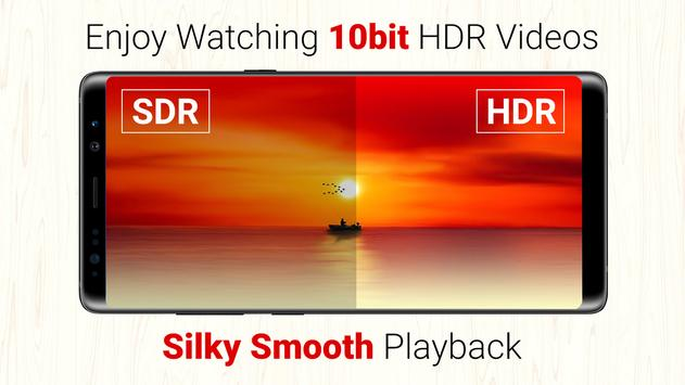 All Format 4K Video Player Cast to TV CnX Player スクリーンショット 5