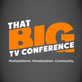 That BIG TV Conference icon