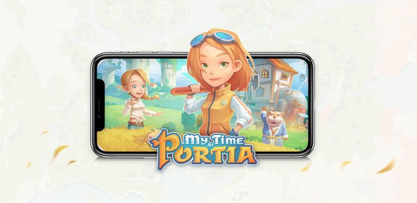 My Time at Portia APK