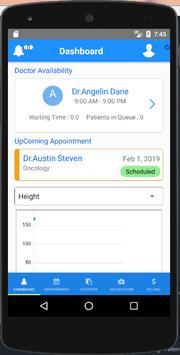 Patientine screenshot 1