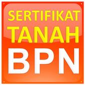 cek informasi sertifikat tanah dari bpn icon