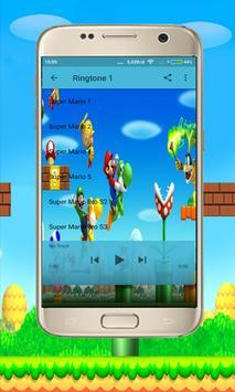 Ringtone Super Mario screenshot 3