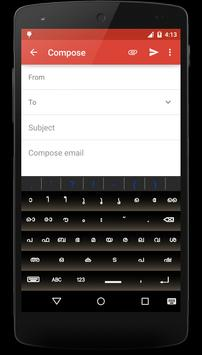 Malayalam Keyboard for Android poster
