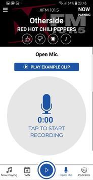 XFM 101.5 screenshot 1