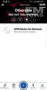 XFM 101.5 screenshot 2