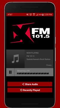 XFM 101.5 screenshot 4